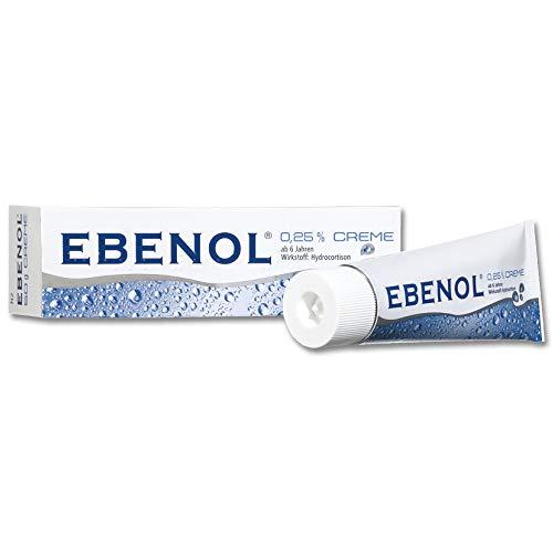 EBENOL EBENOL 0,25% Creme - 50 g Creme 04479152