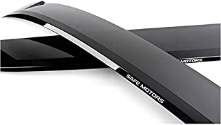 Kyung Dong Promotion Rear Window Visor Roof Wing Spoiler For KIA Optima / K5