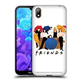 Head Case Designs Officiel Friends TV Show Séquence d'ouverture du Logo Iconique 2 Coque en Gel...