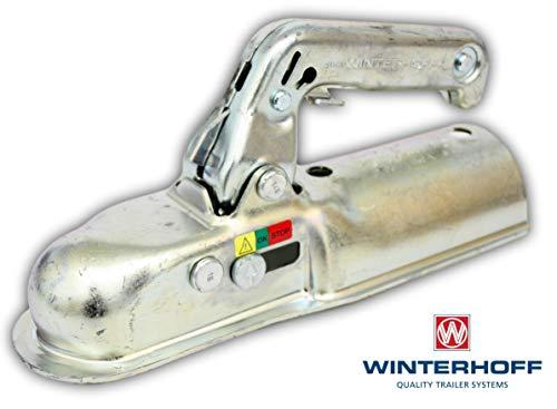 Winterhoff Kugelkupplung rund 70mm WW8-C/EM 80 R GK Zugkugelkupplung Kupplung
