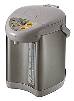 Zojirushi Micom Water Boiler & Warmer 3.0 L Silver Gray