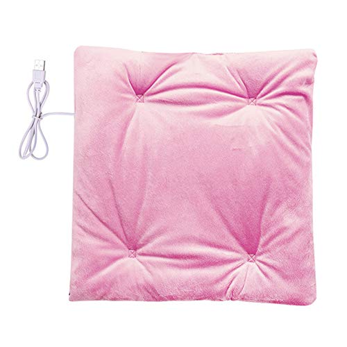 Yiran Electric Heated Cushion - Autumn and Winter Warm USB Electric Heating Seat Cushion, Home Autumn Winter USB Charging Office Chair Heating Pad