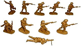 Classic Toy Soldiers, Inc Armies in Plastic WWI British Infantry Offered