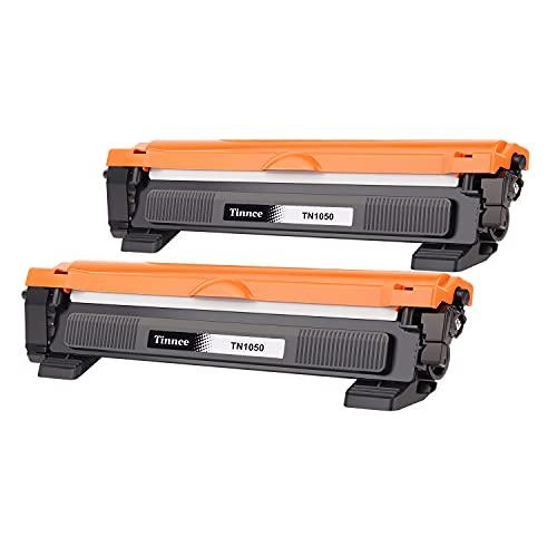 Tinnee ttrecycling TN1050 - Cartucho de tóner compatible con Brother TN-1050 TN1050 (compatible con HL 1110/112/112A/1210W/1212W, DCP1510/1512/1512A/1610W/1612W/MFC1812W 0/19. 10 W.