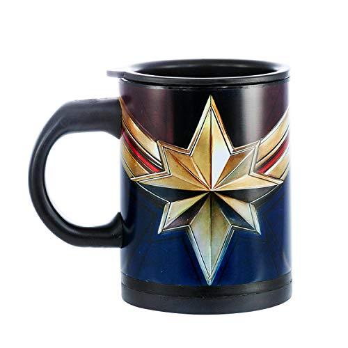 Marvel Captain I Am Series Self Stirring Mug