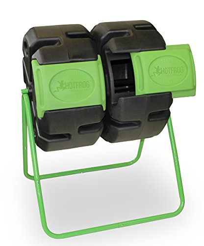FCMP Outdoor Dual Body Tumbling Composter by...