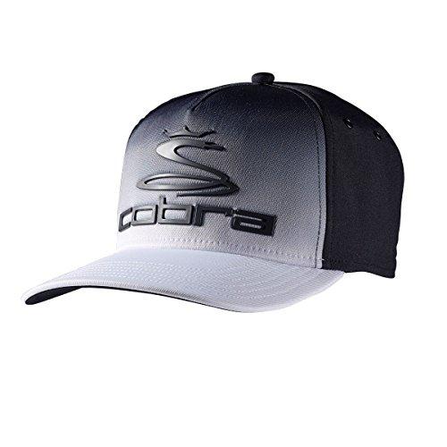 Cobra Golf 2017 TOUR FADE Hat BLK L/XL (Black, Large/X-Large)