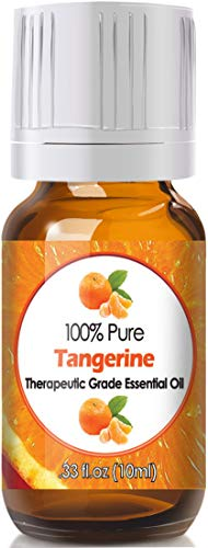 Tangerine Essential Oil for Diffuser & Reed Diffusers (100% Pure Essential Oil) 10ml