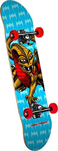 Powell Peralta Cab Dragon One Off Mini prebook. Skateboard, Multicolor, 33cm