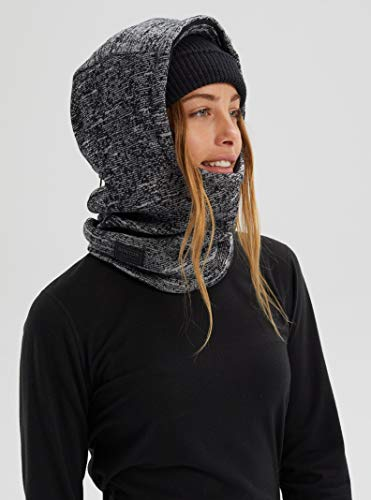 Burton Mens Hampshire Hood, True Black New, One Size