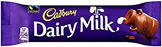 Cadbury Dairy Milk Chocolate 48 x 45g Bars (Bulk Buy)