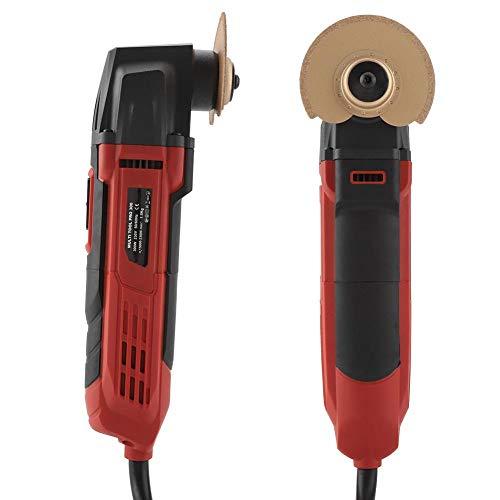 Best Price! GOTOTOP Oscillating Multi-Tool Kit, 37Pcs 300W 110V Variable Speed Multi Tool Sander Qui...