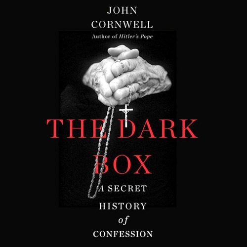 The Dark Box audiobook cover art