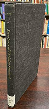 Hardcover Structures of Christian Priesthood Book