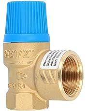 """Membraan veiligheidsventiel voor gesloten waterwarmers volgens DIN 4753, 8 bar, tot 75 kW, E 1/2"""" - A 3/4"""""""