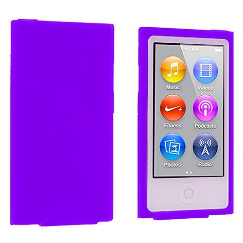 Silicone Case Cover for iPod Nano 7, Nano 8