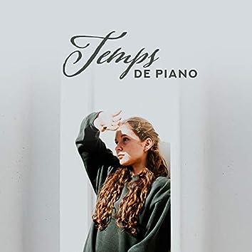 Temps de piano: Musique jazz relaxante