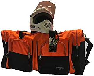 CafeRace Large 35-inch Gear Bag for Motocross-Enduro-Snowmobile-Paintball