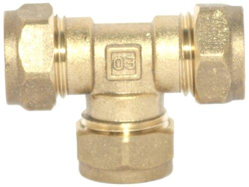 Plumb-Pak PF05-5AMZ - Accesorio para tubería (tamaño: 15mm, pack de 5)