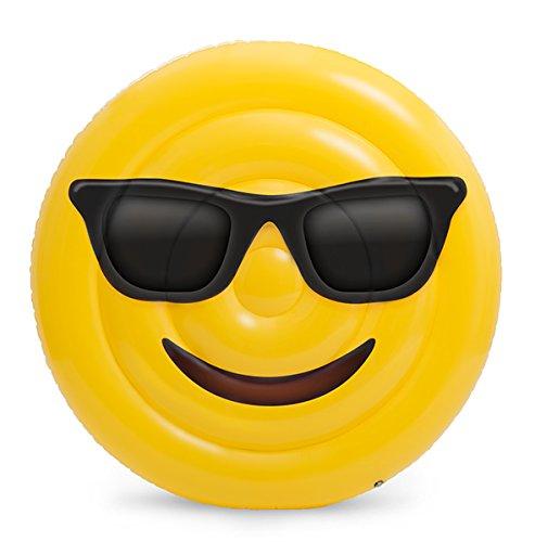 Emoji 5887 Glasse Luftmatratze