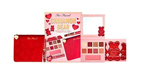 TOO FACED CINNAMON BEAR LIMITED EDITION EYE, CHEEK and LIP Limited Edition