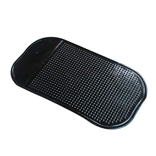 zhibeisai 13x7CM MAPE Anti-Slip-Pad Automobile Spider mat Mobile Phone mat