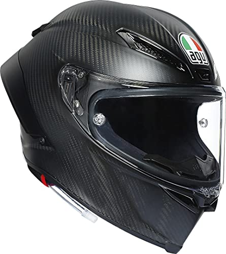 AGV Pista GP RR Motorcycle Helmet - Matt Carbon (S)