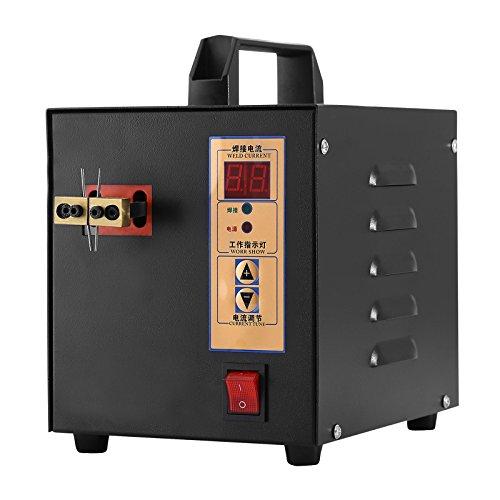 MophornSpotWelder110V2.4KWSpotWeldingMachineHandheld BatteryWeldingMachineforMobilePhoneBatteryPack (spot welding machine)