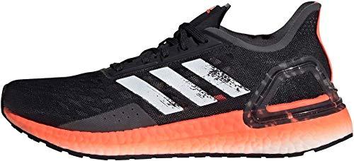 adidas Ultra Boost PB W Core Black Cloud White Signal Coral 41