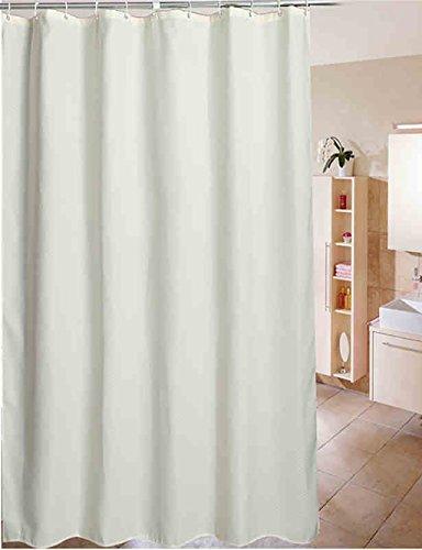 Duschvorhänge Duschvorhänge / Bad Wasserdichte Gardinen / Bad Isolierung Bad Gardinen / Bad Ziegel Vorhang / Standard Duschvorhänge Hochwertige Duschvorhänge ( größe : 180*180CM )