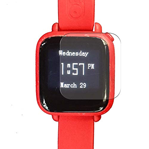 Vaxson 3 Stück Schutzfolie, kompatibel mit Octopus watch kids smartwatch Smart Watch, Displayschutzfolie Bildschirmschutz Blasenfreies [nicht Panzerglas]