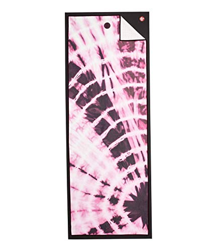 Manduka - Toalla de Yoga (tamaño Antideslizante), Color