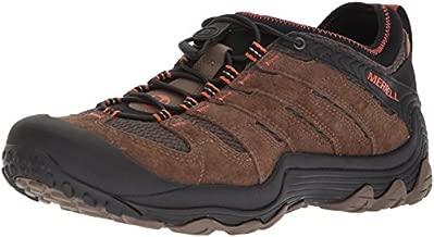 Merrell womens Chameleon 7 Limit Stretch Hiking Boot, Merrell Stone, 9.5 US