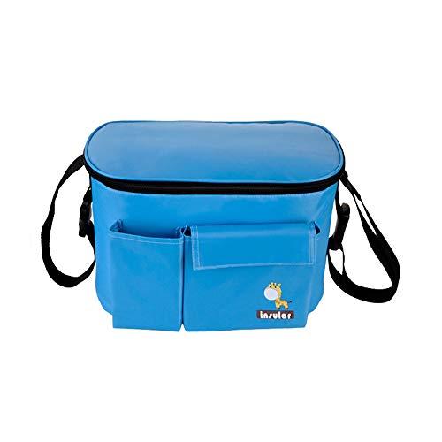 Yimidear Wasserdicht Windeltasche Wickeltasche Rucksäck Kindewagen Handetasche