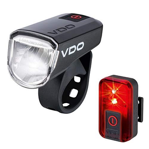 VDO Eco Light M30 Fahrradbeleuchtung