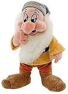 Disney Seven Dwarfs Bashful Plush Toy - 11