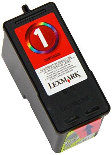 Lexmark 18CX781E - Cartucho tinta, tricolor