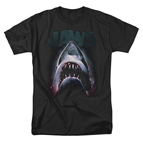 Jaws 1975 Thriller Movie Steven Spielberg Terror en el Deep