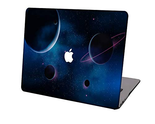 Laptop Case for Newest MacBook Pro 15 inch Model A1707/A1990,Neo-wows Plastic Ultra Slim Light Hard Shell Cover Compatible Macbook Pro 15 inch,Galaxy 29