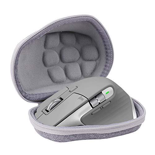 Aenllosi Borsa Custodia Rigida per Logitech MX Master/MX Master 2S/MX Master 3 Mouse (Grigio)