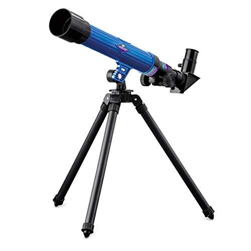 Toyrific Bambini telescopio astronomico con Robusto treppiede