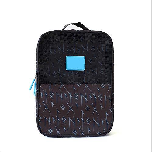 Demarkt Bolsa organizadora de viaje para ropa, organizador de viaje, bolsa de almacenamiento para ropa, cosméticos, zapatos