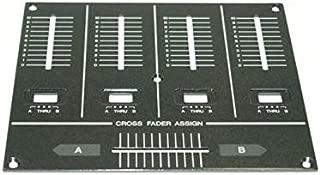New Decorative Fader Panel DNB1155 For Pioneer DJ Mixer DJM-700 DJM-700-K