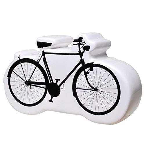 Udo Schmidt Spaarpot grappige spaarpot fiets als grappig cadeau voor verjaardag