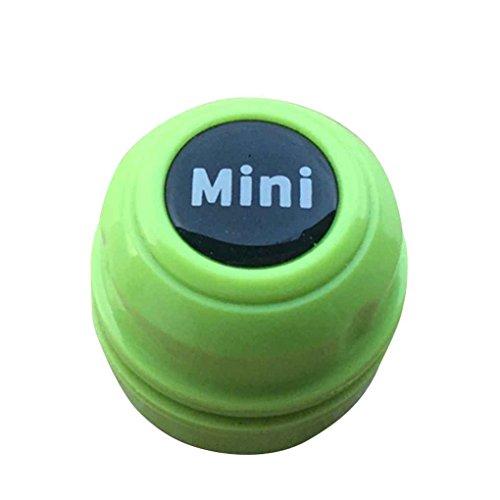 Yangge Yujum Mini Magnetic Acquario di Pulizia Scrubber Acquario Portatile Fish Tank Glass Cleaner Brush Cleaner