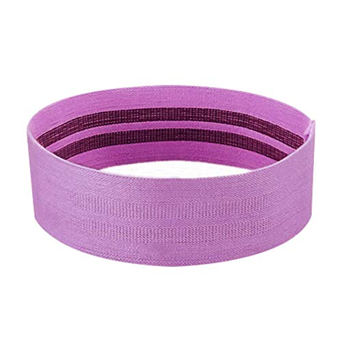 Buy LLtidmsWL Fitness Gym Yoga Hip Leg Glute Squate Training Exercise Resistance Band Belt Body Shap...