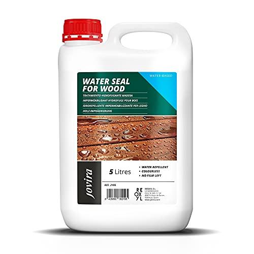 TRATAMIENTO HIDROFUGANTE PARA MADERA Líquido protector hidrófugo para madera. (5 L)