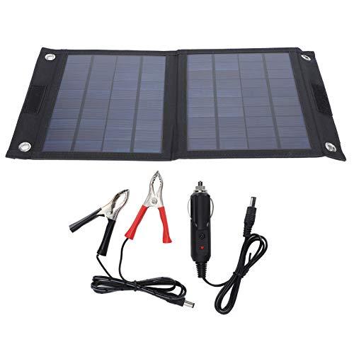 Photovoltaik-Ladegerät, wasserdichtes, 5 V, 20 W, langlebiges, faltbares Solar-Ladegerät aus polykristallinem Silizium zum Klettern