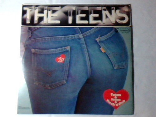 DAI30340 LP Teens & Jeans & Rock N Roll VINYL