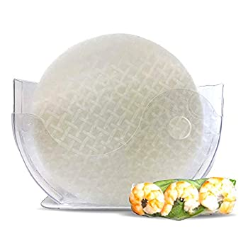 Rice Paper spring roll wrappers water bowl holder summer roll water bowl,Water Bowl for soaking Rice Paper - egg rolls making Fresh Spring Rolls  Rice Paper Not Included